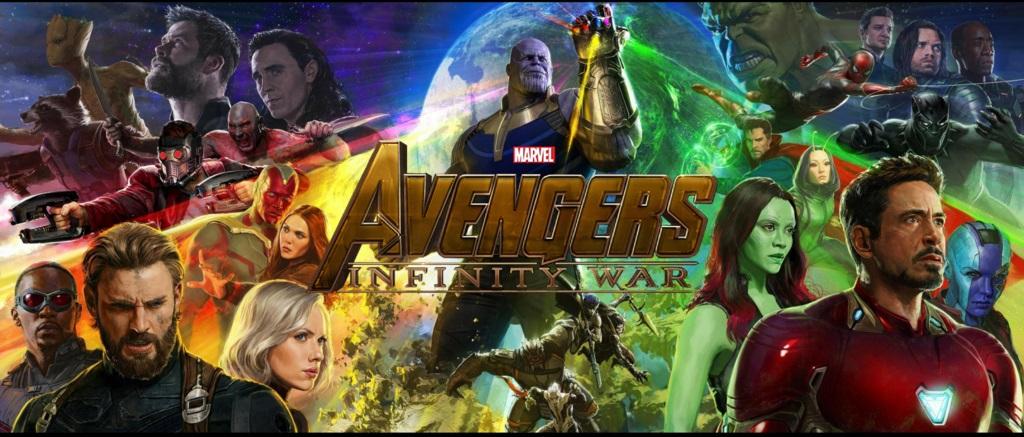 Banner Avengers Infinity War