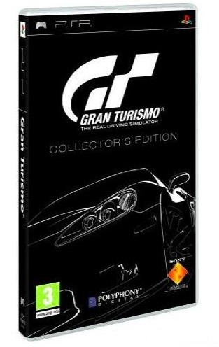 Gran Turismo Collectos Edition PSP (Novo)
