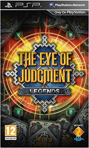 Eye of the Judgment PSP (Novo)