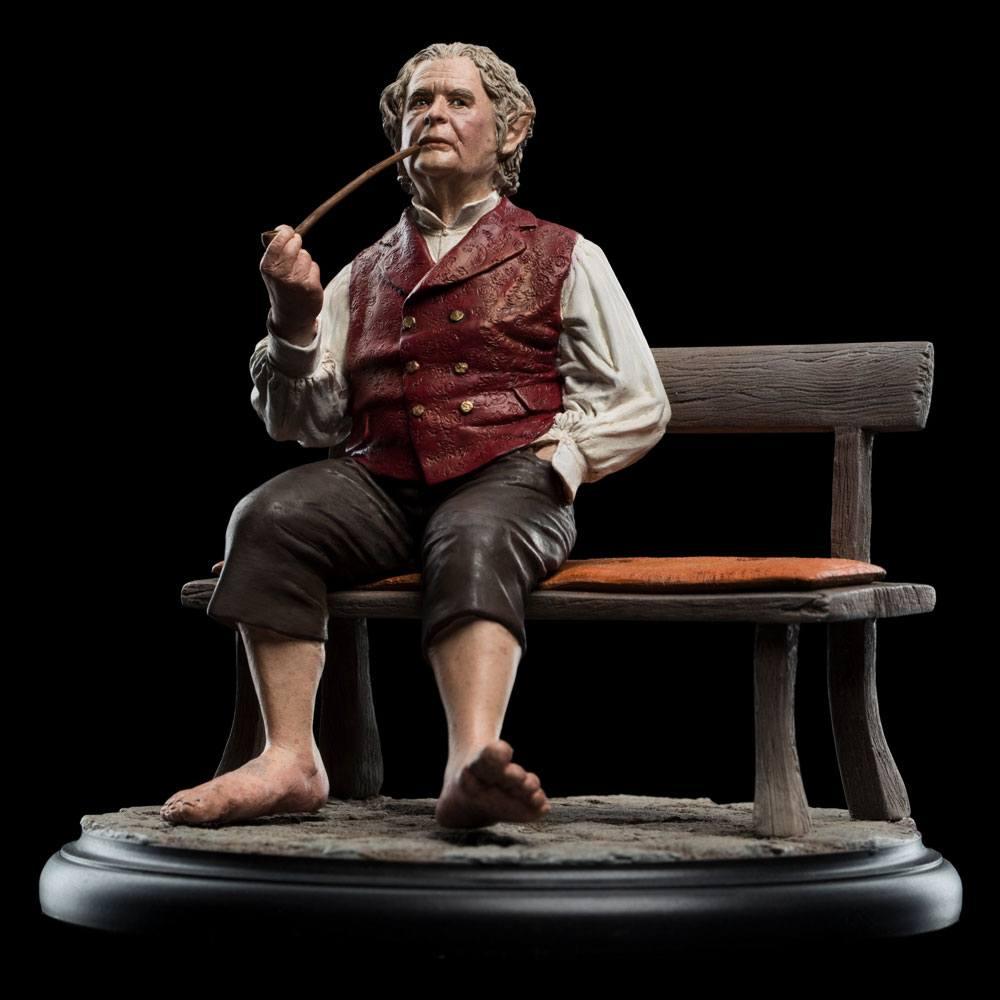 Lord of the Rings Mini Statue Bilbo Baggins 11 cm