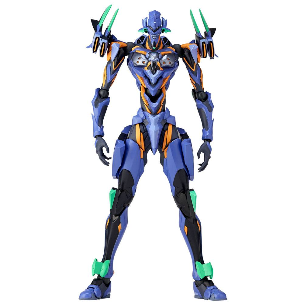 Evangelion Evolution AF Revoltech Evangelion Anime Evangelion Final Unit