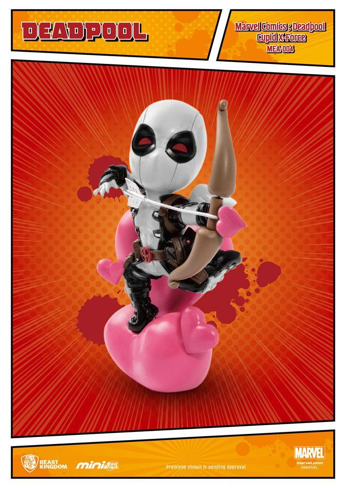 Marvel Comics Mini Egg Attack Deadpool Cupid X-Force Version SDCC Exclusive
