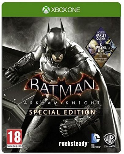 Batman Arkham Knight Steelbook Edition Xbox One (Seminovo)