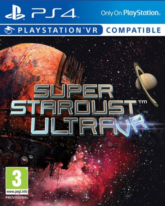 VR Super Stardust™ Ultra PS4 (Novo)