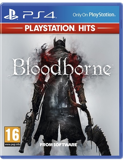 Bloodborne - Playstation Hits (Em Português) PS4 (Novo)