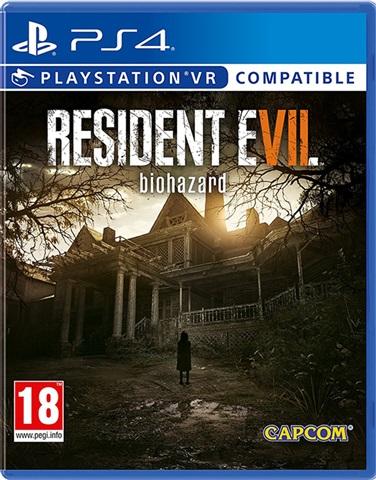 Resident Evil VII: Biohazard PS4 (Seminovo)