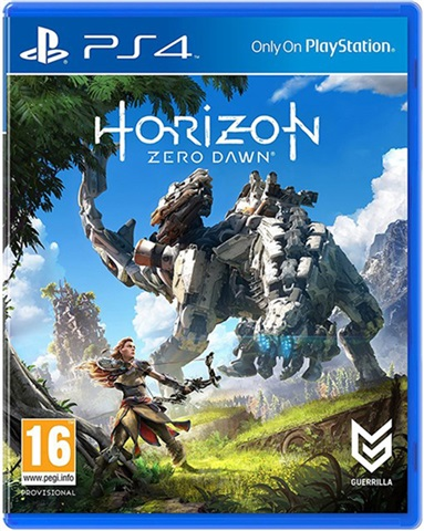 Horizon Zero Dawn (Em Português) PS4 (Seminovo)