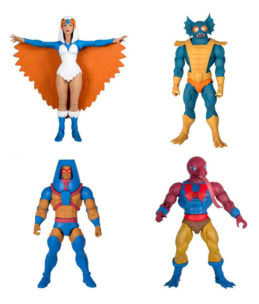 Masters of the Universe Classics Action Figures 18 cm Club Grayskull Wave 2