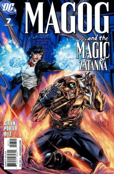 DC Comics - Magog #7 (oferta capa protetora)