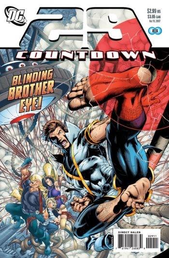 DC Comics - Countdown #29 (oferta capa protetora)