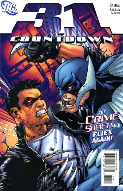 DC Comics - Countdown #31 (oferta capa protetora)