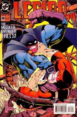 DC Comics - L.E.G.I.O.N. #66 (oferta capa protetora)