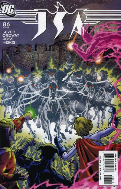 DC Comics - JSA #86 (oferta capa protetora)