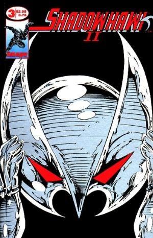 Image Comics - Shadowhawk II #3 (oferta capa protetora)