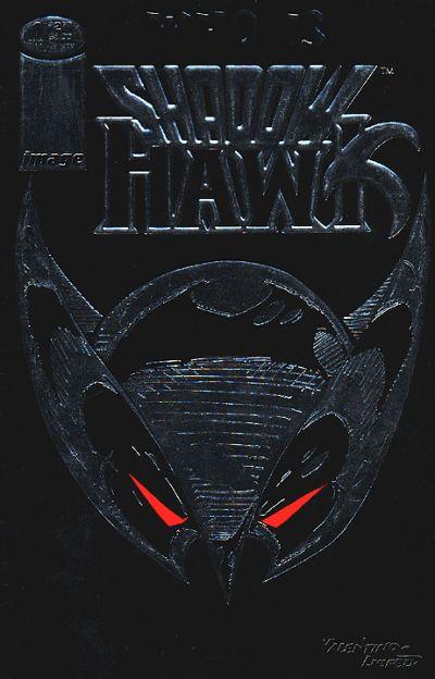 Image Comics - Shadowhawk #1 (oferta capa protetora)