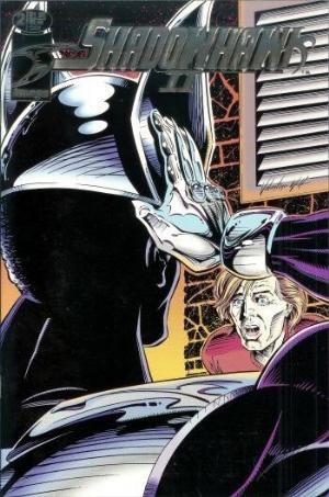Image Comics - Shadowhawk II #2 (oferta capa protetora)