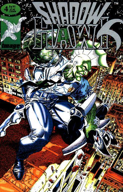 Image Comics - Shadowhawk #4 (oferta capa protetora)