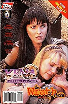 Topps Comics - Xena The Wrath of Hera Part 2 (oferta capa protetora)