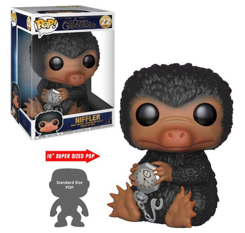 Pop! Movie: Fantastic Beasts 2 - 10 inch Niffler Vinyl Figure 25 cm