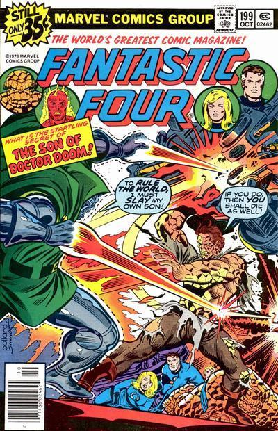 Marvel Comics - Fantastic Four #199 (oferta capa protetora)