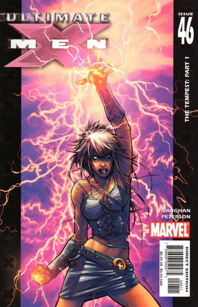 Marvel Comics - Ultimate X-Men #46 (oferta capa protetora)