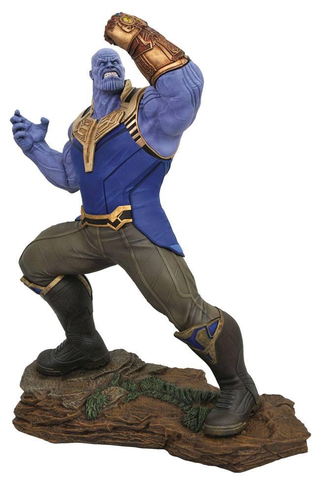 Avengers Infinity War Marvel Movie Milestones Statue Thanos 51 cm