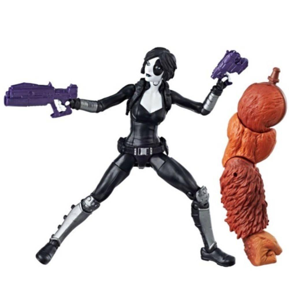 Action Figure Marvel Legends Series Deadpool - Domino 15 cm