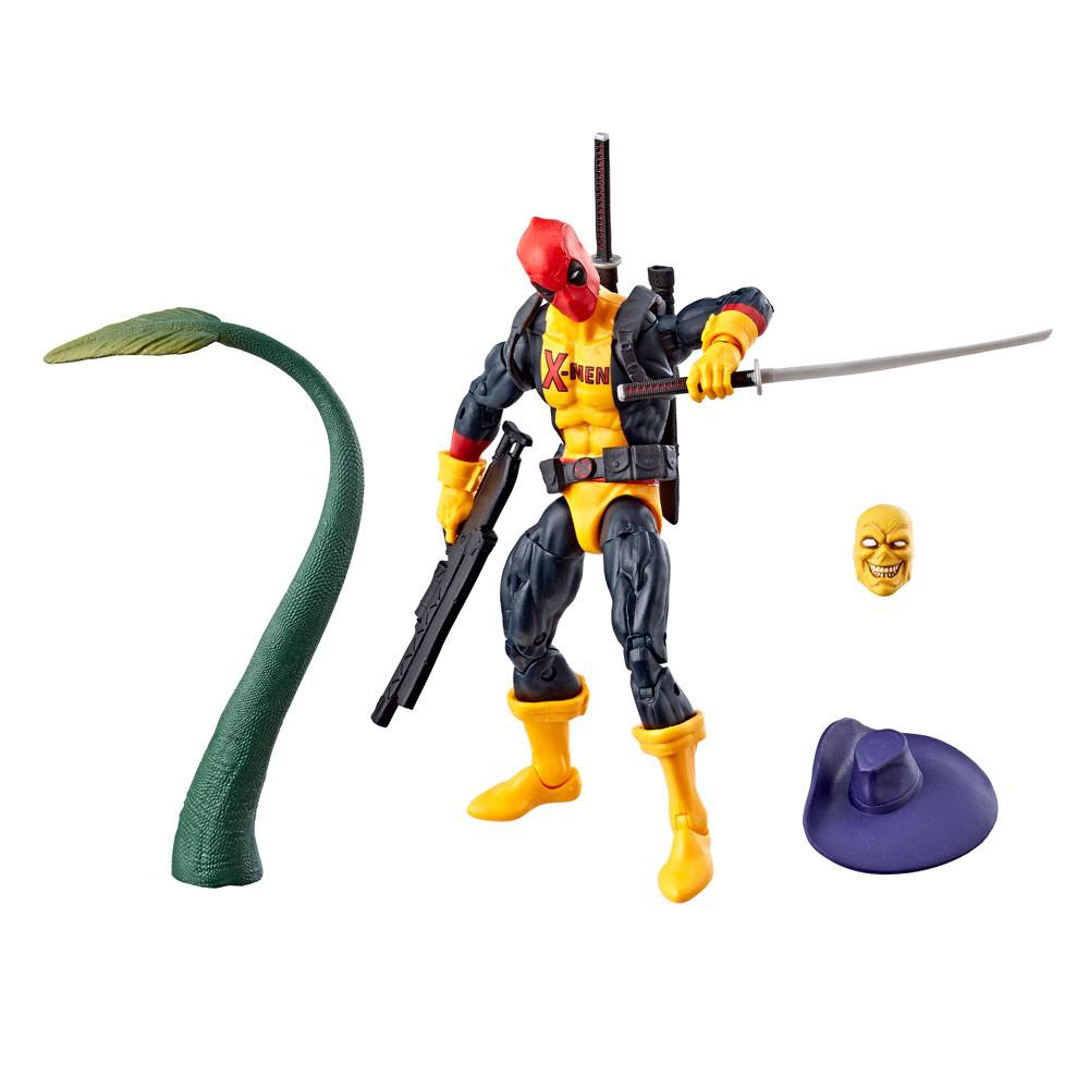 Action Figure Marvel Legends Series Deadpool Wave 2 - Deadpool 15 cm