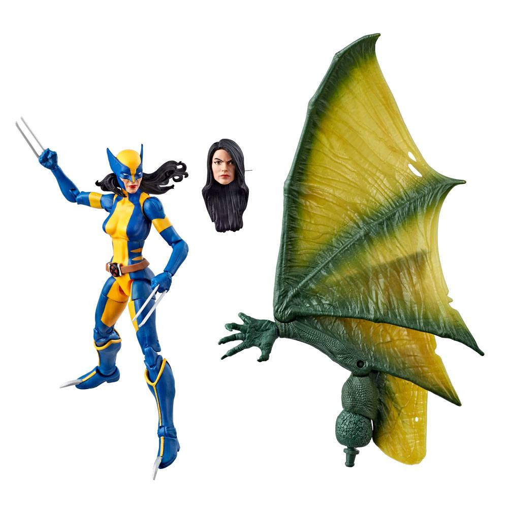 Action Figure Marvel Legends Series Wolverine Wave 2 X-23 15 cm
