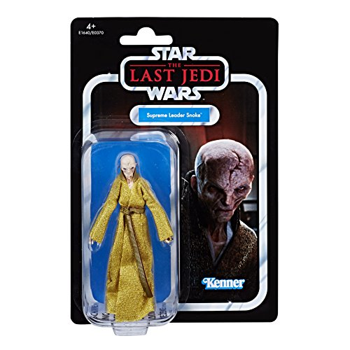 Star Wars Black Series Vintage Action Figure Supreme Leader Snoke 10 cm