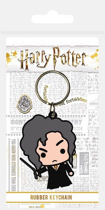 Porta-Chaves Harry Potter Rubber Chibi Bellatrix 6 cm