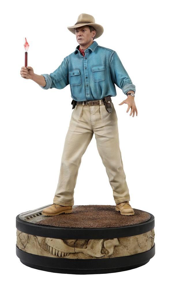 Jurassic Park Statue 1/4 Dr. Alan Grant 57 cm