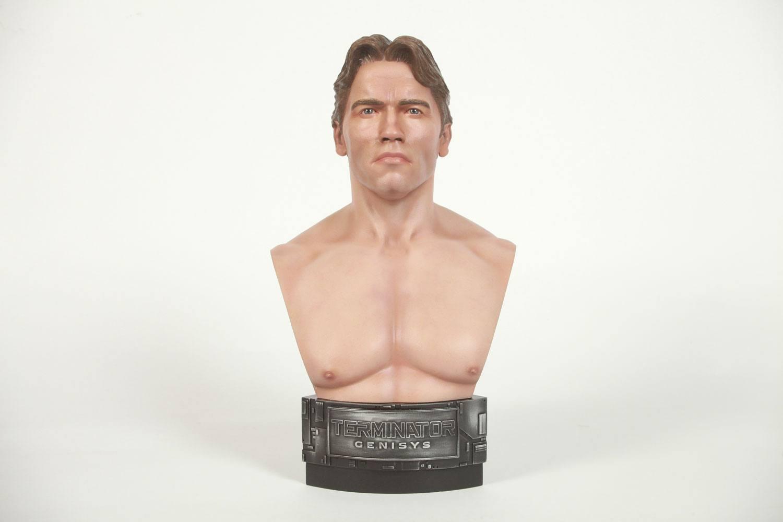 Terminator Genisys Bust 1/2 1984 Terminator 35 cm