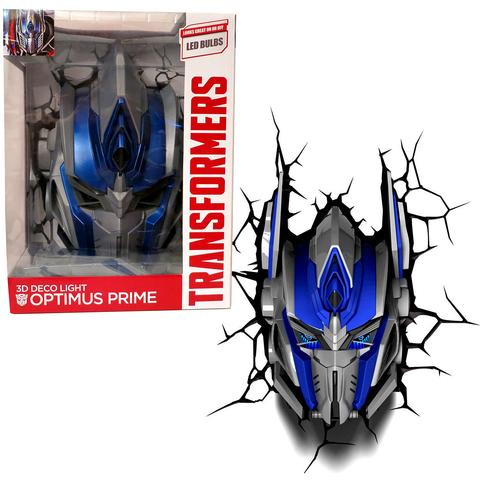 3D Transformers Optimus Prime Light