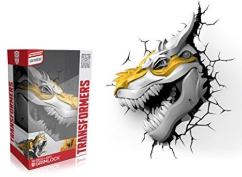 3D Transformers Grimlock Light