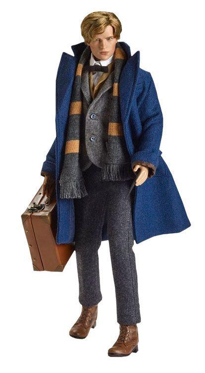 Fantastic Beasts Doll Newt Scamander 43 cm