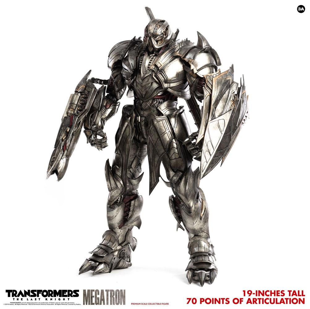 Transformers The Last Knight Action Fig. 1/6 Megatron Deluxe Version 48 cm