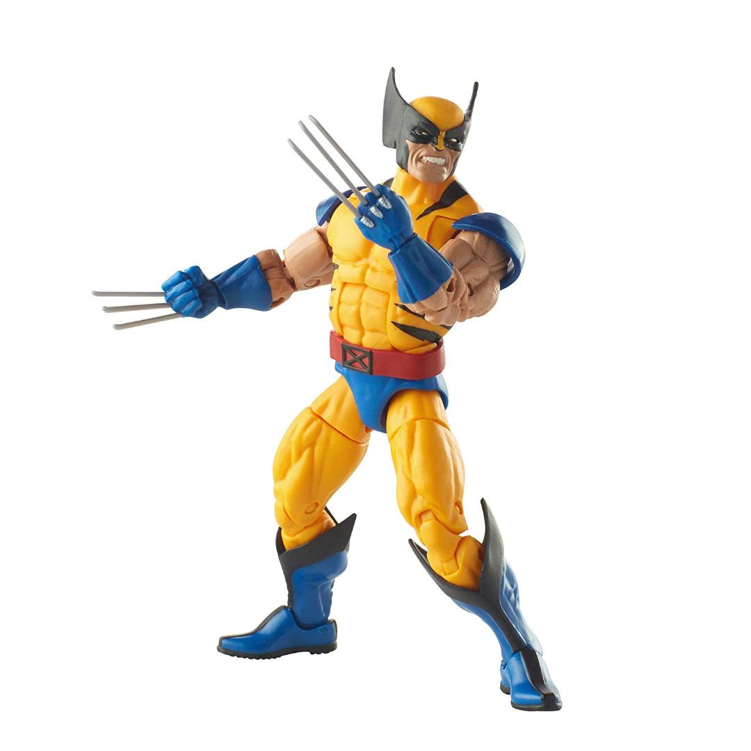 Action Figure Marvel Legends Séries X-Men Wolverine 15 cm