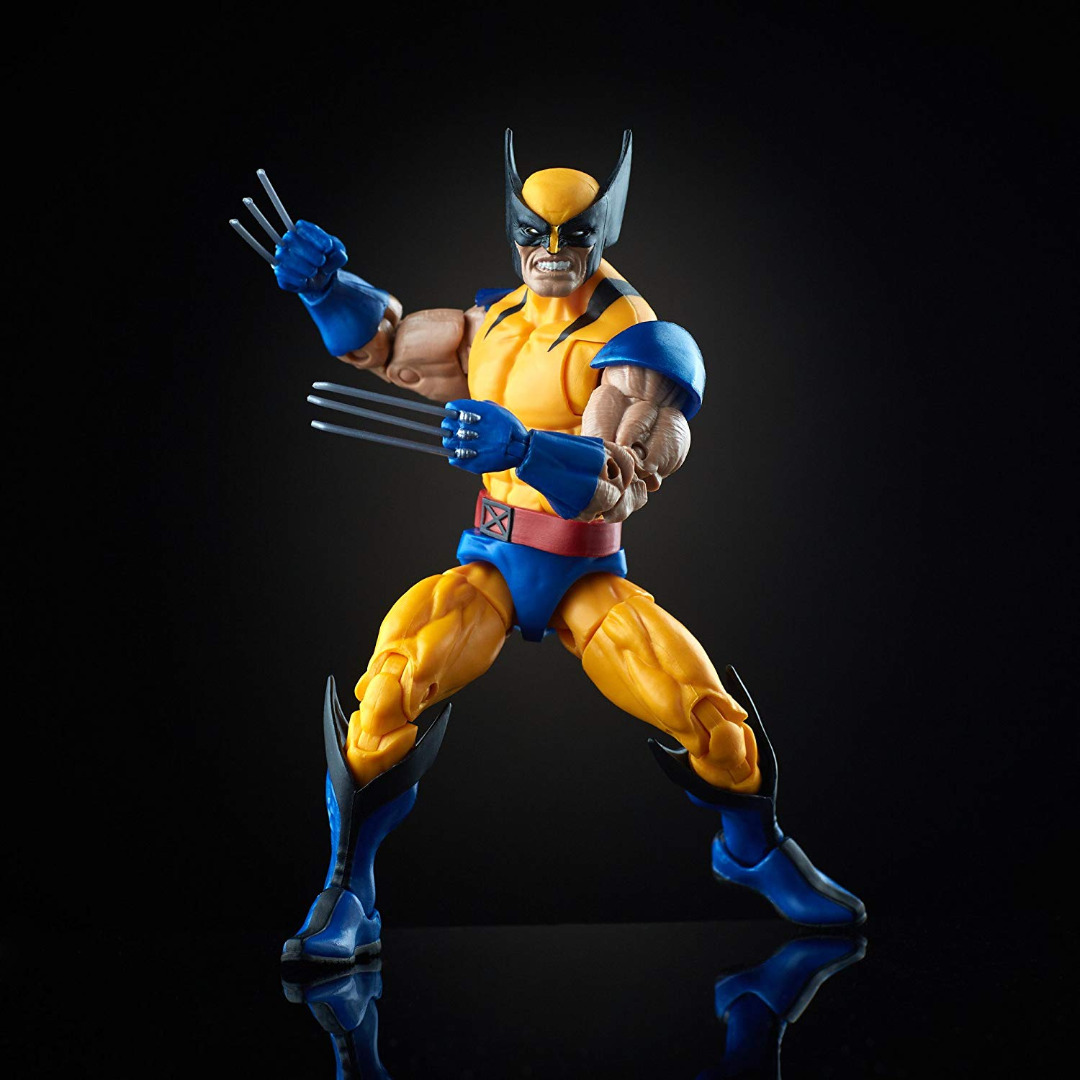 Action Figure Marvel Legends Séries X-Men Wolverine 15 cm