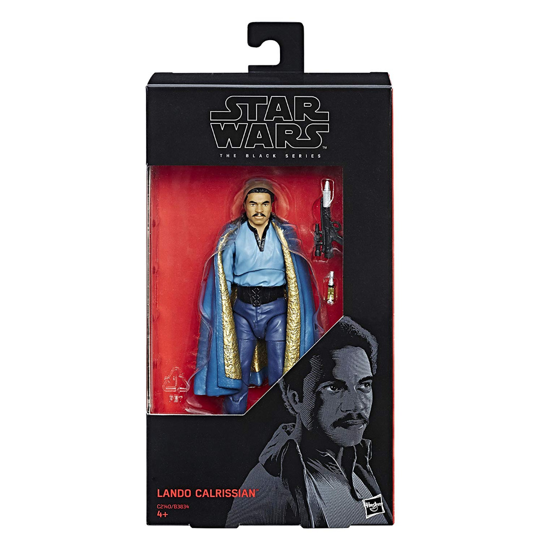 Star Wars Black Series Episode 5 Action Figures Lando Calrissian 15 cm