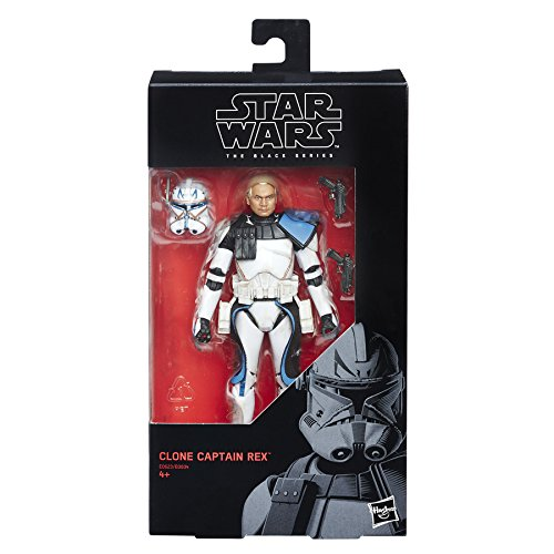 Star Wars Black Series Clone Captain Rex 15 cm
