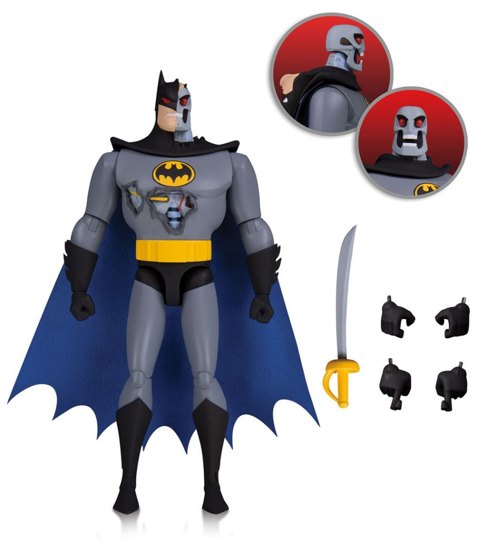 Batman The Animated Series Action Figure H.A.R.D.A.C. 16 cm