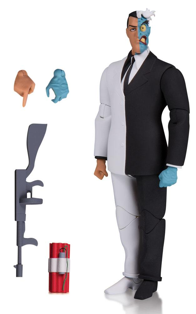 Batman The Animated Series Action Figure Two-Face 16 cm
