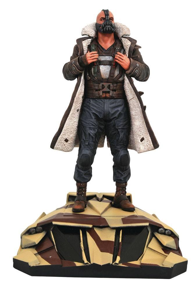 The Dark Knight Rises DC Movie Gallery PVC Statue Bane 28 cm