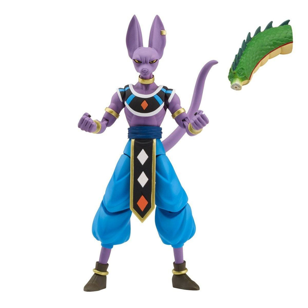 Dragonball Super Dragon Stars Action Figures Beerus 17 cm