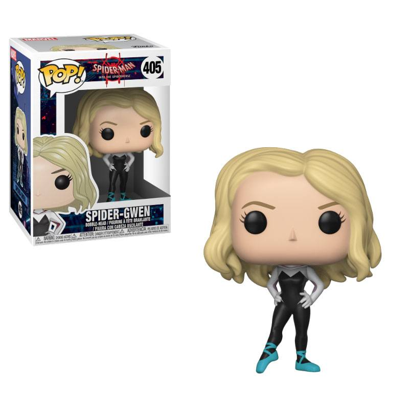 Pop! Marvel: Animated Spider-Man - Spider-Gwen Vinyl Figure 10 cm