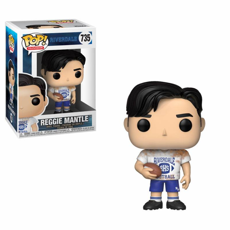 Riverdale Dream Sequence POP! Television Reggie in Football Uniform 10 cm
