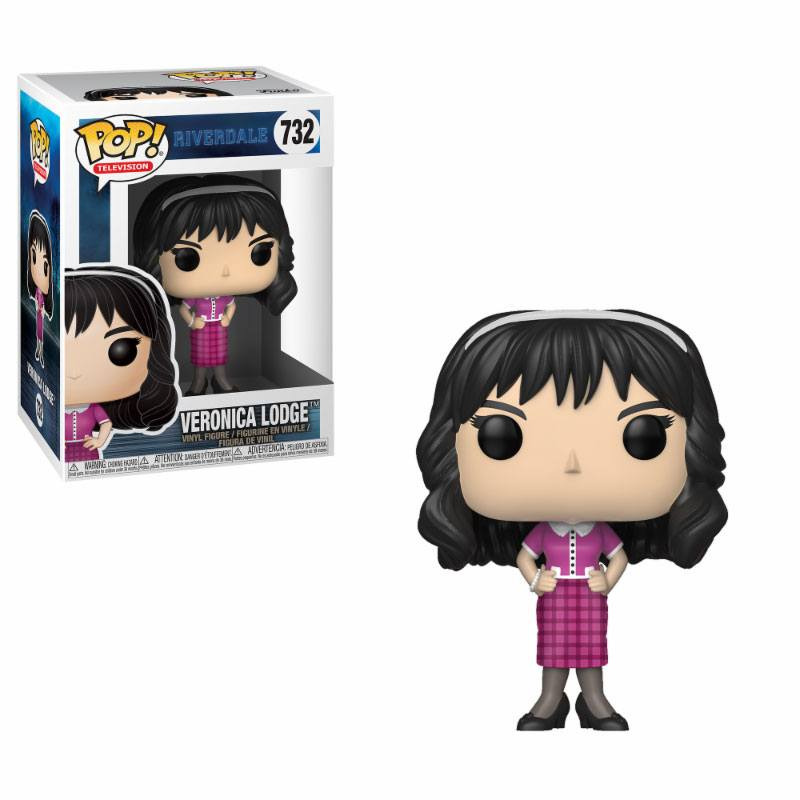 Riverdale Dream Sequence POP! Television Vinyl Figure Veronica 10 cm