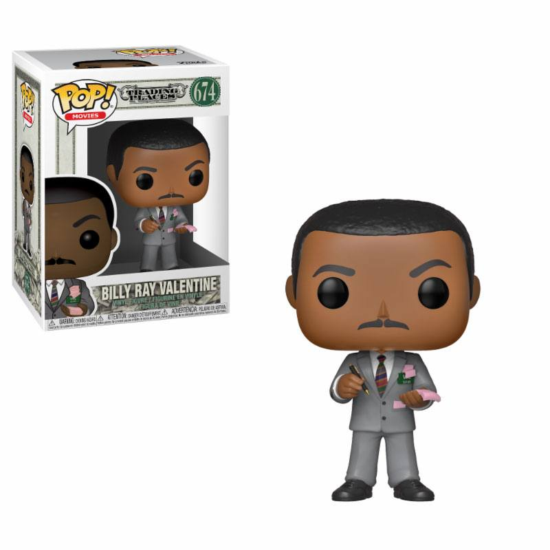 Pop! Movies: Trading Places - Billy Ray Valentine Vinyl Figure 10 cm