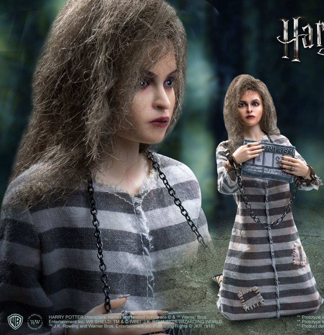 Harry Potter My Favourite Movie AF 1/6 Bellatrix Lestrange Prisoner Version